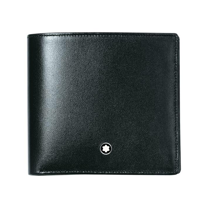 Meisterstück Wallet 4cc with Coin Case 07164