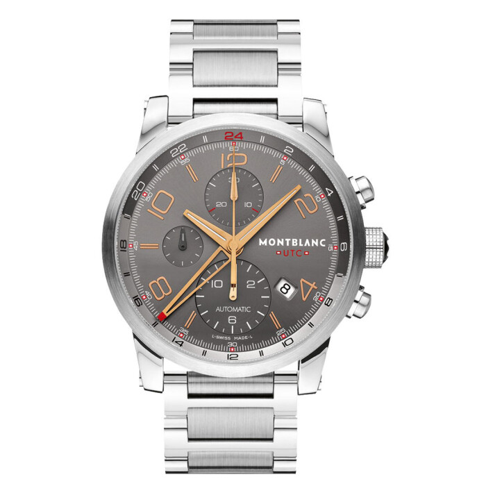 Montblanc TimeWalker ChronoVoyager UTC 107303