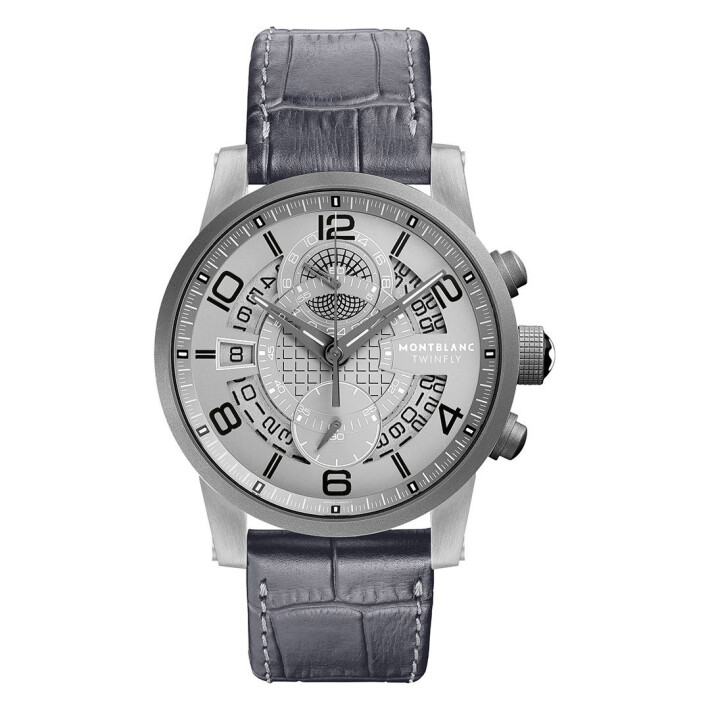 TimeWalker TwinFly Chronograph GreyTech Limited Edition 107338