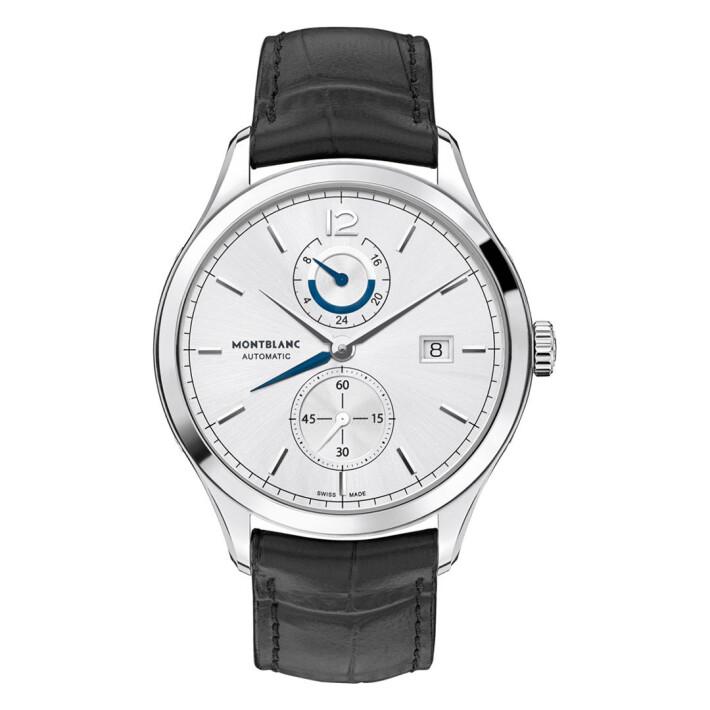 Heritage Chronométrie Dual Time 112540