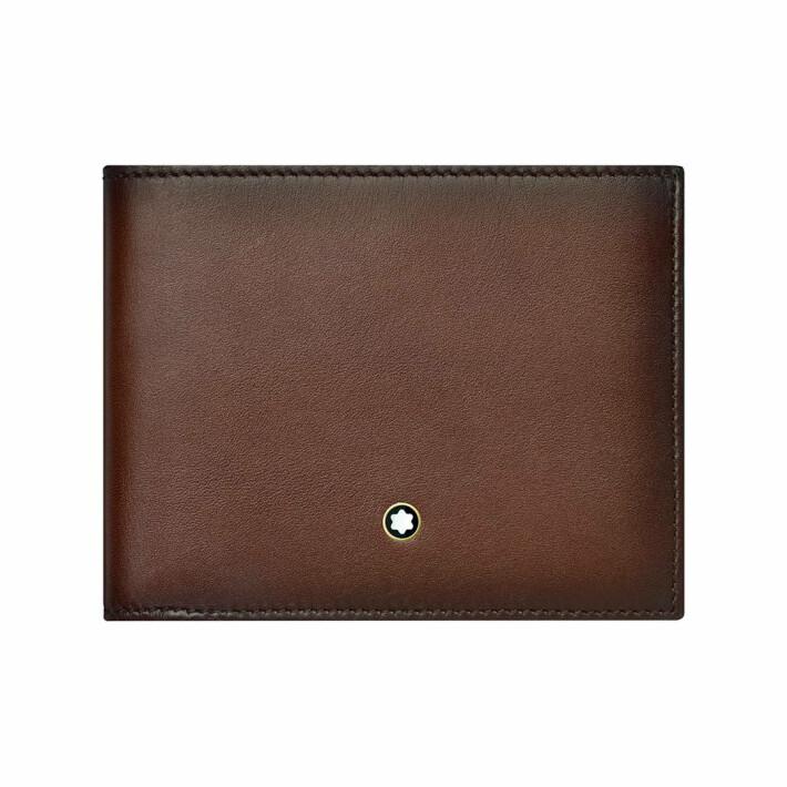 Meisterstück Selection Sfumato Wallet 6cc 113164