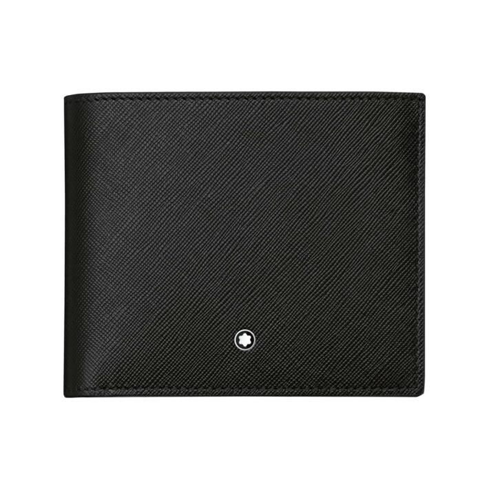 Sartorial Bi-Fold Wallet 4cc with Coin Case 113222