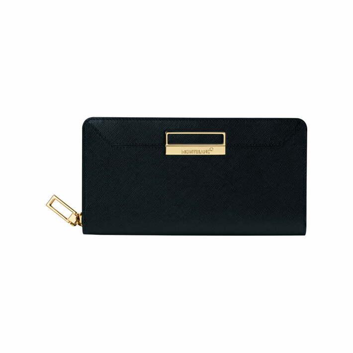 Sartorial Long Wallet 8cc with zip Lady 114599