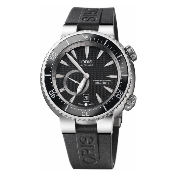 Divers Titan Small Second 643763874S4RS