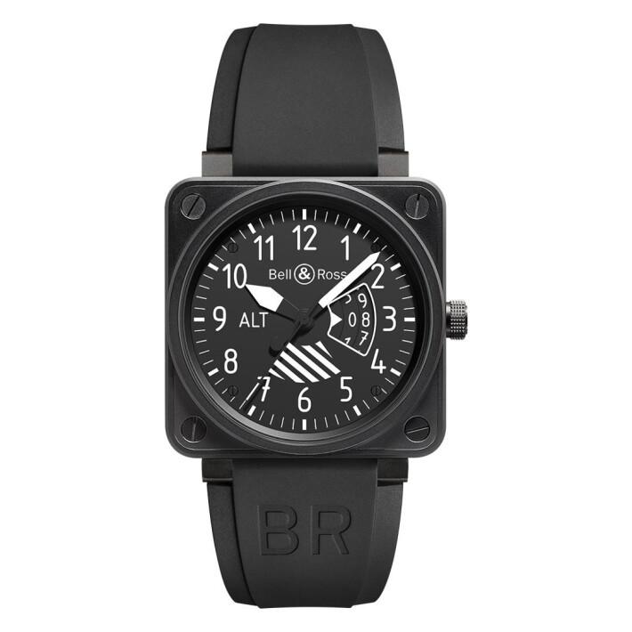 BR 01-96 Altimeter BR0196ALTIMETER