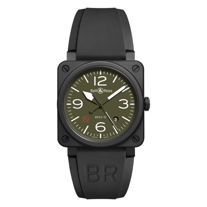 BR 03-92 Military Type BR0392MILCE