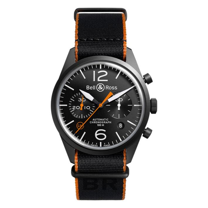 BR 126 Carbon Orange BRV126OCA