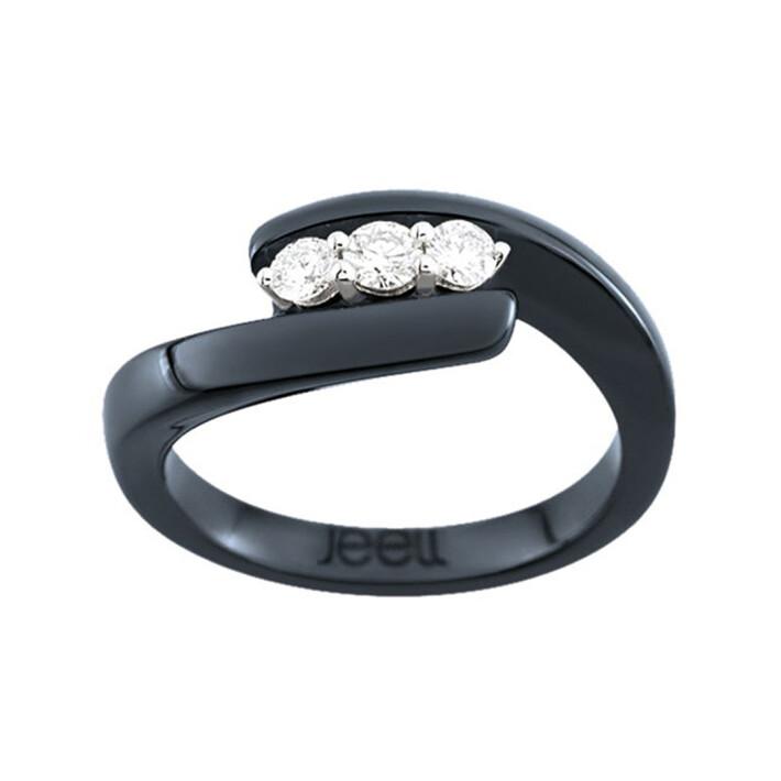 Keramický prsten Jeell FP001GCNB