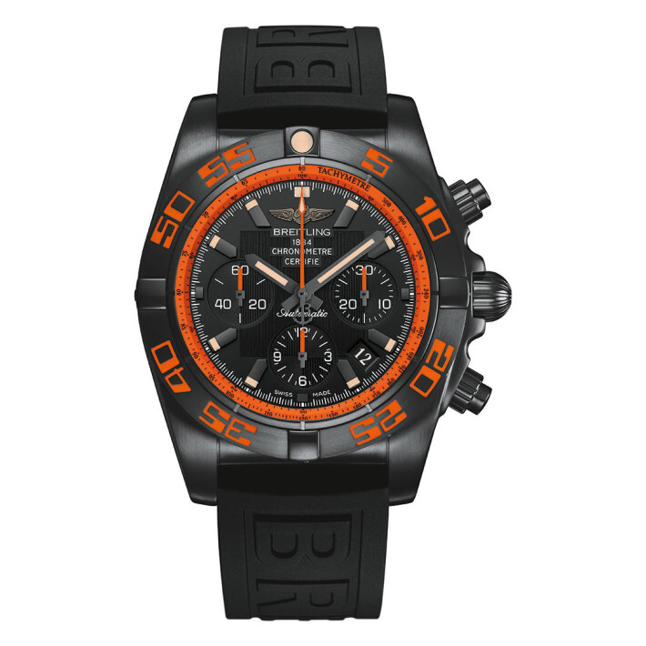 Chronomat 44 Raven MB0111C2BD07153S