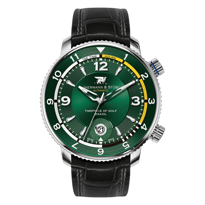 Royal Open Course Timer & GMT Brazil Edition RCB1