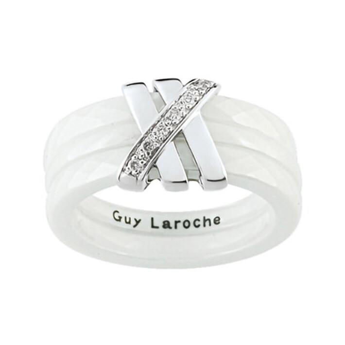 Keramický prsten Guy Laroche TJ008GCBB