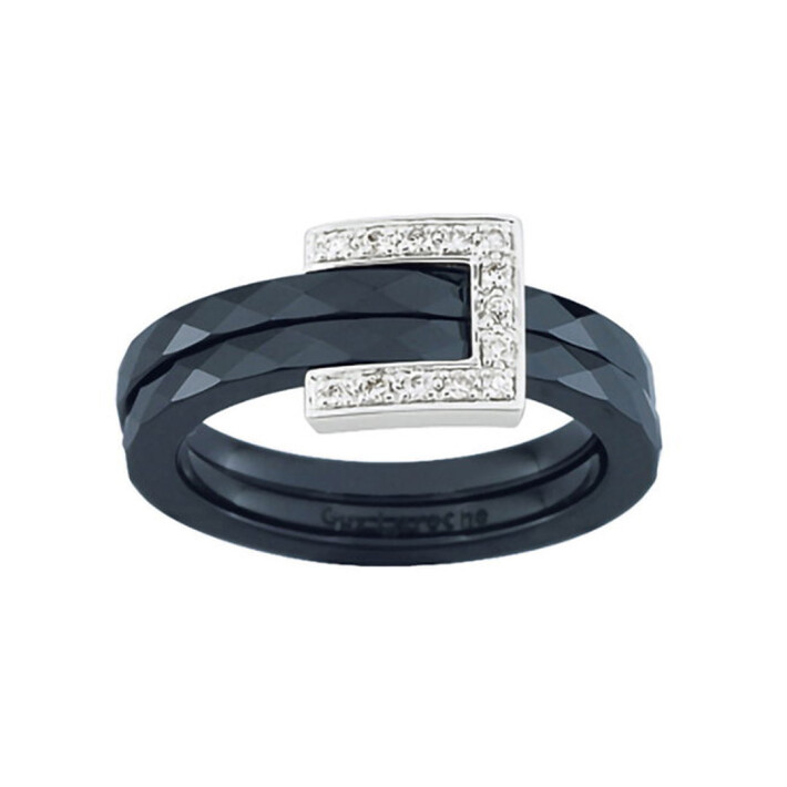 Keramický prsten Guy Laroche TL020GCNB