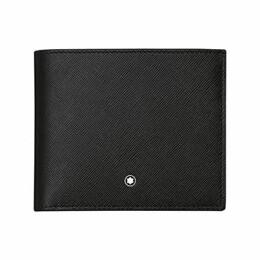 Sartorial Bi-Fold Wallet 4cc with Coin Case