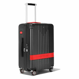 Zavazadlo #MY4810 Trolley Cabin Montblanc X Pirelli Black Red