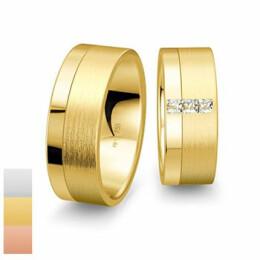 Snubní prsteny Inspirations - Cena za pár