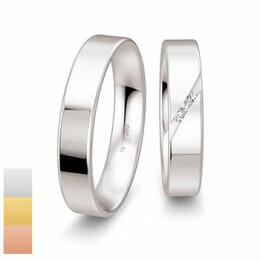 Snubní prsteny Basic Light II