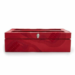 Memento Mori 10-piece Watch Box
