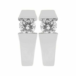 Diamantové náušnice Altman Diamond