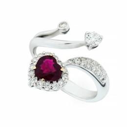 Diamantový prsten