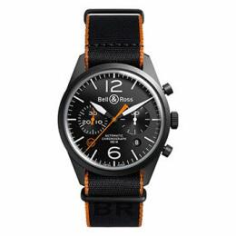 BR 126 Carbon Orange