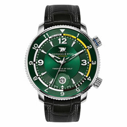 Royal Open Course Timer & GMT Brazil Edition