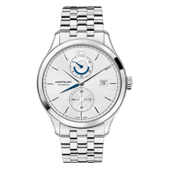 Chronométrie Dual Time 112648