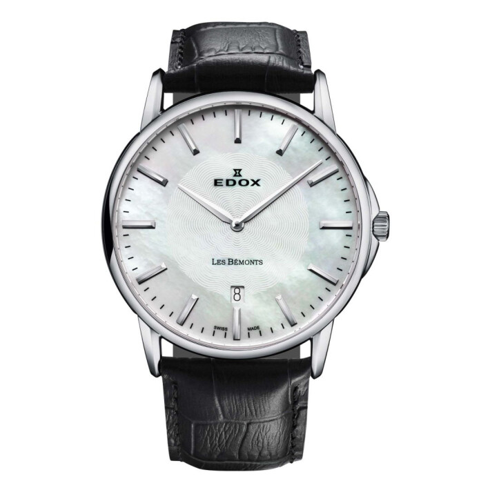 Les Bémonts Style Slim Line Date 560013NAIN