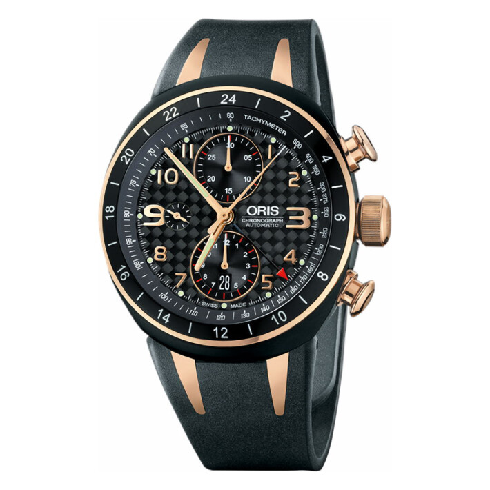 TT3 Chronograph, Second Time Zone 67775907764RS