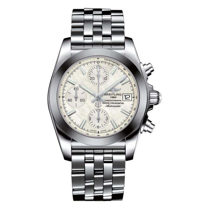 Chronomat 38 SleekT W1331012A774385A