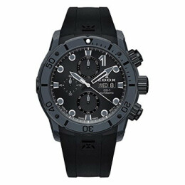 CO-1 Offshore Instruments Carbon Chronograph Automatic