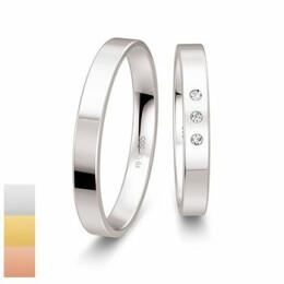 Snubní prsteny Basic Light