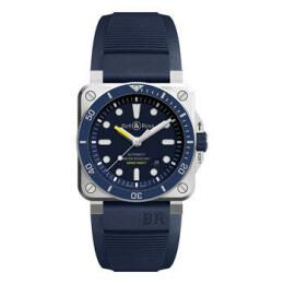BR 03-92 Diver Blue