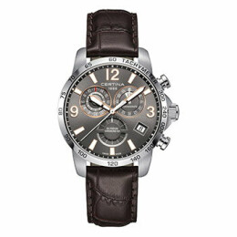 DS Podium Chronograph GMT