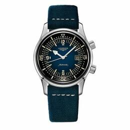 The Longines Legend Diver Watch