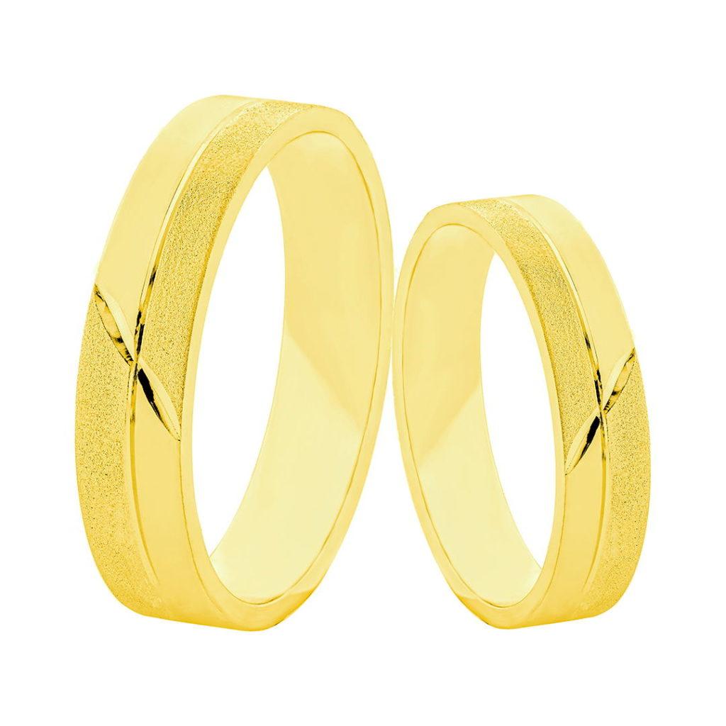 Prsten Snubní 99SN29Z - pár