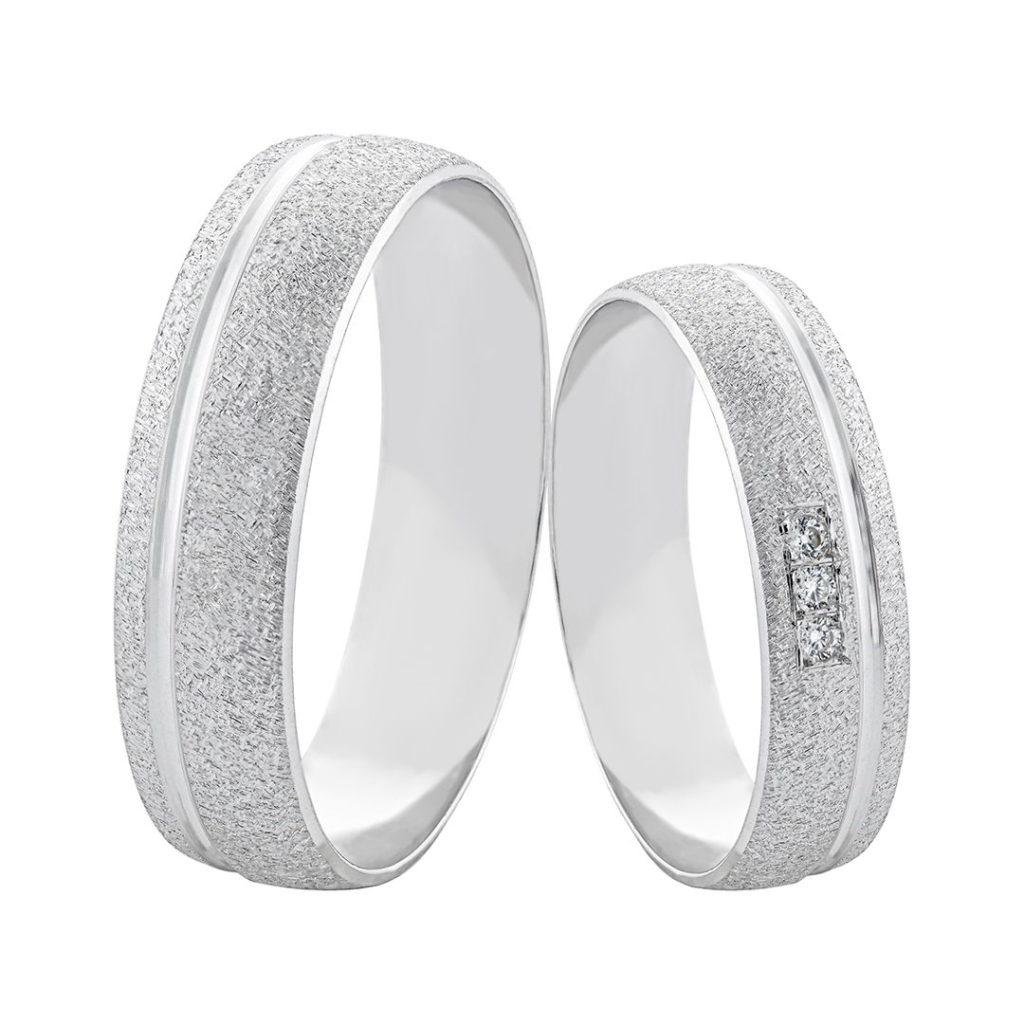 Snubní prsteny 99SN33 - pár