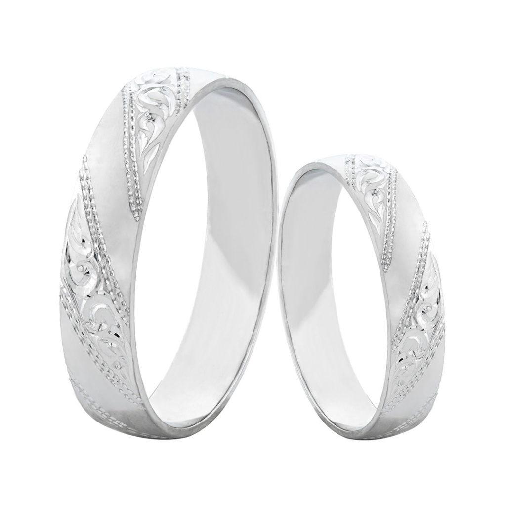 Snubní prsteny 99SN36 - pár