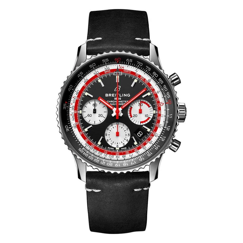 Hodinky Breitling Navitimer B01 Chronograph 43 Swissair