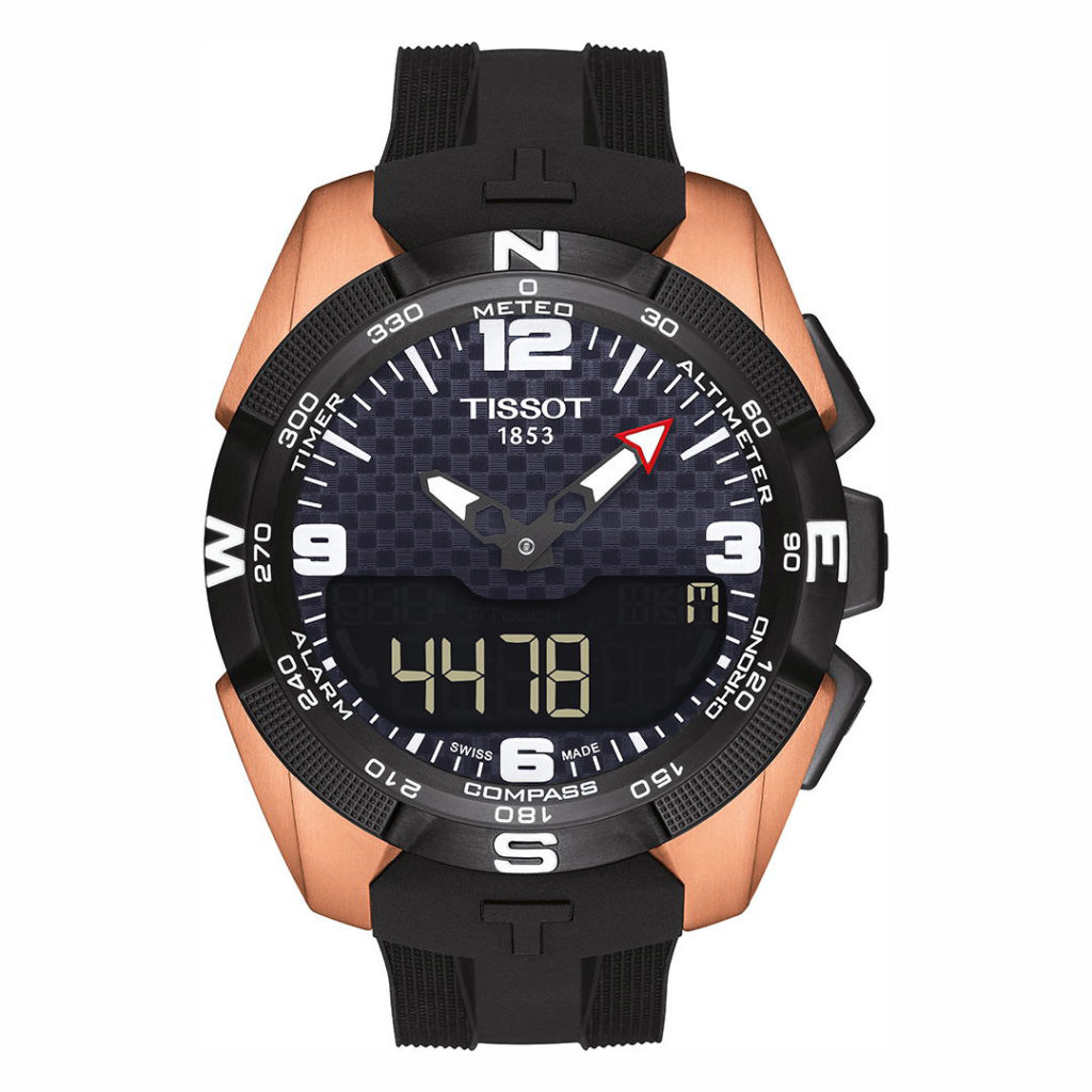 Hodinky Tissot T-Touch Expert Solar NBA Special Edition