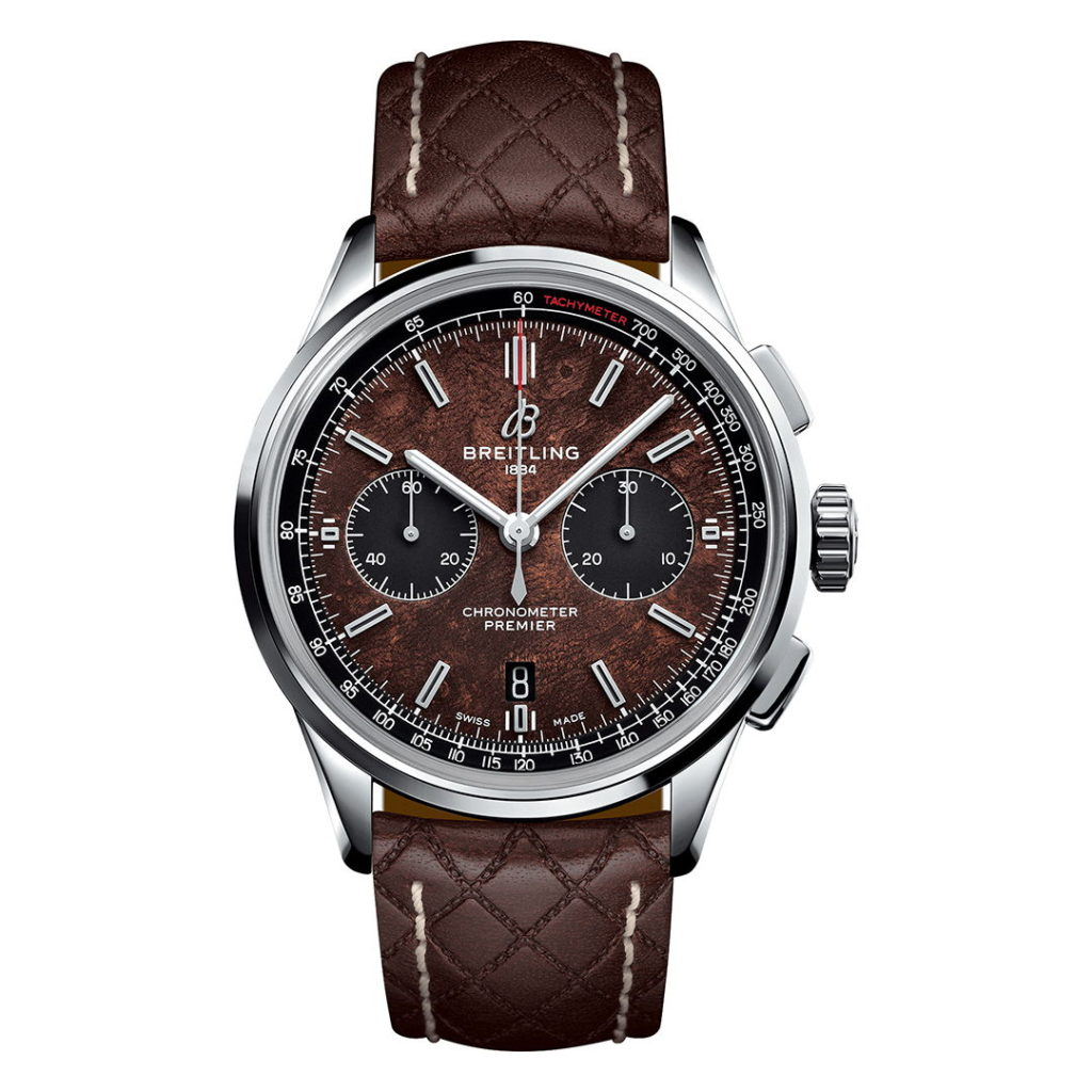 Hodinky Breitling Premier B01 Chronograph 42 Bentley Centenary Limited Edition