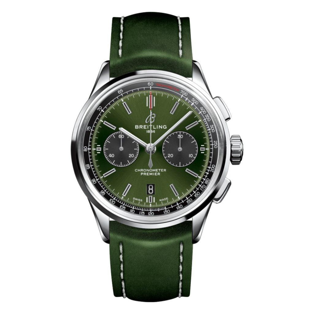 Hodinky Breitling Premier B01 Chronograph 42 Bentley