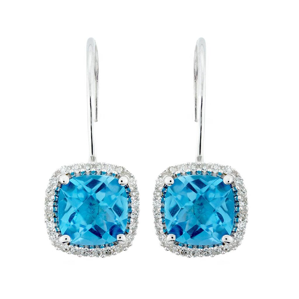 Náušnice Altman Diamond KE051053134