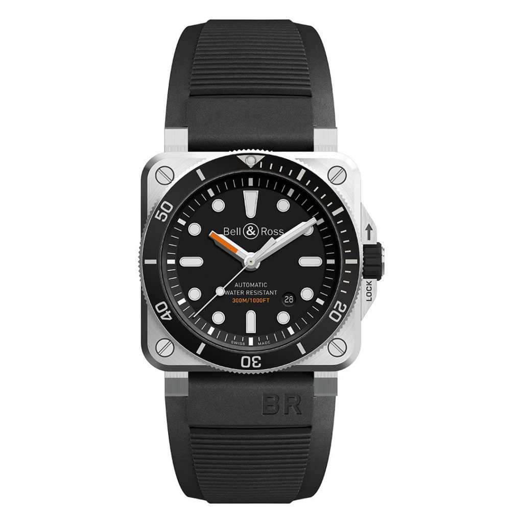 Hodinky Bell & Ross BR 03-92 Diver