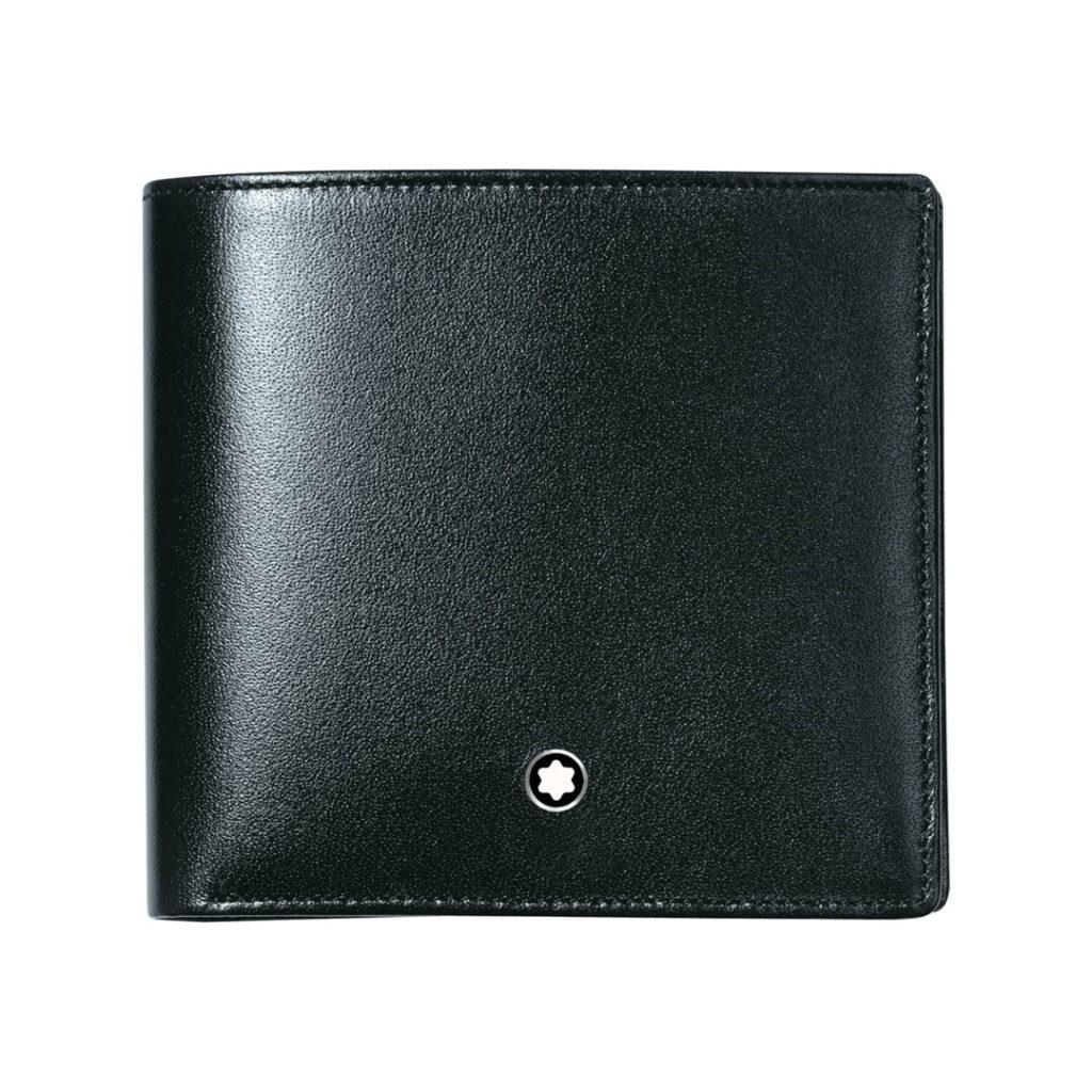 Mont Blanc Meisterstück Wallet 4cc with Coin Case